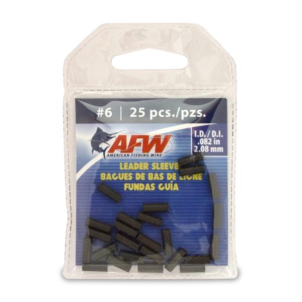 AFW Leader Sleeves//Crimps 36pcs